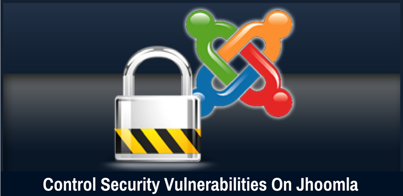 Control security vulnerabilities on Jhoomla