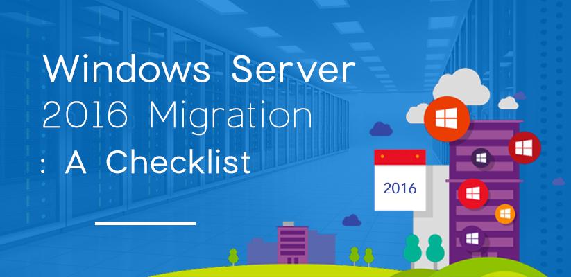 windows server 2016 migration