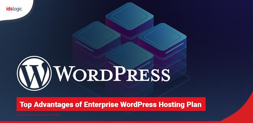 Top Advantages of Enterprise WordPress Hosting Plan